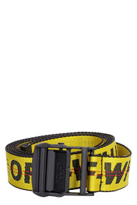 Industrial fabric belt with logo, Belts Off-White woman
