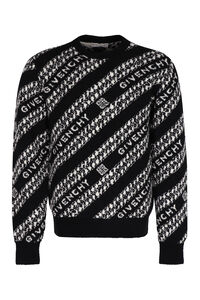 Jacquard sweater, Crew necks sweaters Givenchy man