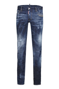 5-pocket jeans, Slim jeans Dsquared2 man