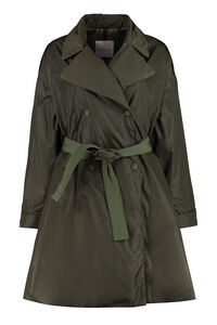 Meboula techno fabric trench coat, Raincoats And Windbreaker Moncler woman