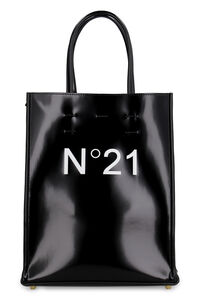 Vegan leather tote, Tote bags N°21 woman