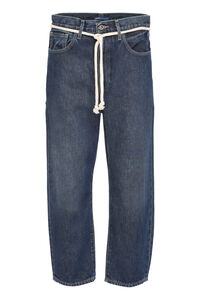 Barrel Crop jeans, Cropped Jeans Levi's Made & Crafted woman
