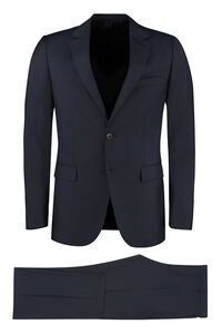 Two-piece wool suit, Suits Lanvin man
