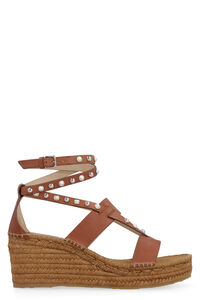 Danica 80 jute wedge espadrilles, Wedges Jimmy Choo woman