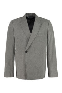 Moulin single-breasted jacket, Single breasted blazers Jacquemus man