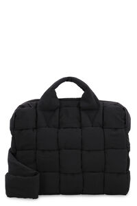 The Padded Tech Case nylon tote, Totes Bottega Veneta man
