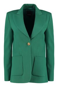 Cassegrain single-breasted blazer, Blazers Pinko woman