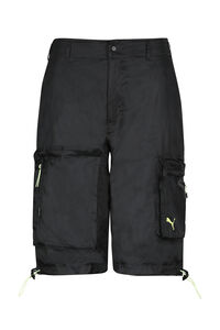 Techno fabric bermuda-shorts, Shorts Puma man