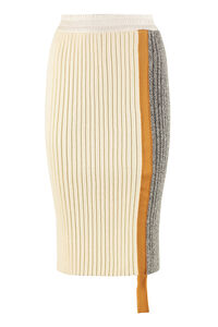 Knit pencil skirt, Pencil skirts 2 Moncler 1952 woman