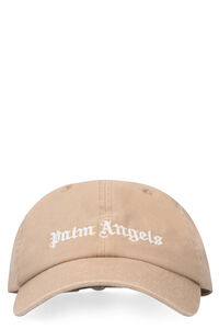 Gabardine baseball cap, Hats Palm Angels man