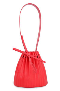 Fiesta mini leather bucket-bag, Bucketbag Mansur Gavriel woman