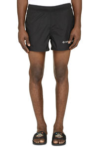 Swim shorts with logo, Swimwear Givenchy man