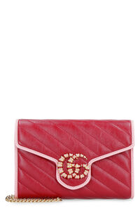 GG Marmont wallet on chain, Shoulderbag Gucci woman