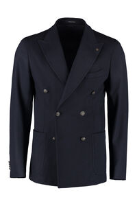 Double-breasted jacket, Double breasted blazers Tagliatore man