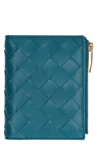 Intrecciato bi-fold wallet, Wallets Bottega Veneta woman