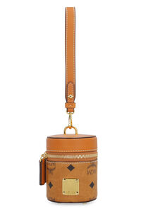Visetos mini bucket bag, Bucketbag MCM woman