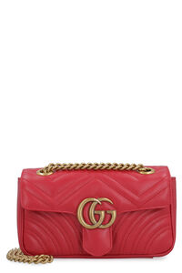 GG Marmont quilted leather mini-bag, Shoulderbag Gucci woman