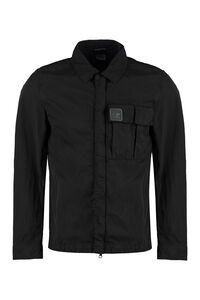 Technical fabric overshirt, Plain Shirts C.P. Company man