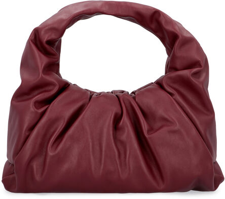 The Shoulder Pouch leather bag, Tote bags Bottega Veneta woman