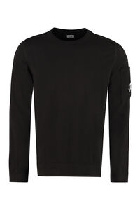 Cotton crew-neck sweater, Crew necks sweaters C.P. Company man