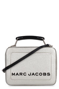 The Box Bag metallic leather shoulder bag, Shoulderbag Marc Jacobs woman