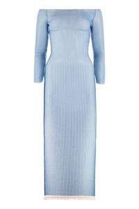 Estello knitted long dress, Midi dresses Jacquemus woman