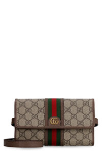 Ophidia GG supreme mini-bag, Clutch Gucci woman
