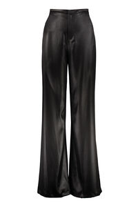 AlexanderWang.t flared acetate trousers, Flared pants Alexander Wang woman