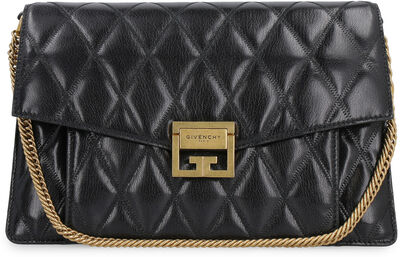 GV3 quilted leather bag