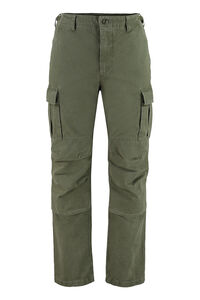 Cotton cargo-trousers, Casual trousers Balenciaga man