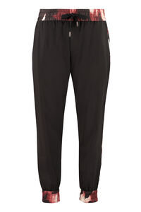 Virgin wool track pants, Track Pants Dolce & Gabbana man