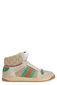 Screener high-top sneakers, High Top Sneakers Gucci man