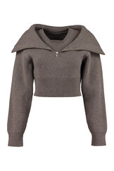 Risoul layered turtleneck pullover, Turtleneck sweaters Jacquemus woman