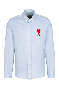 Oxford shirt, Plain Shirts AMI PARIS man