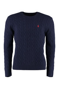 Wool and cashmere sweater, Crew necks sweaters Polo Ralph Lauren man