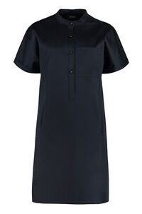 Temple poplin mini dress, Mini dresses A.P.C. woman
