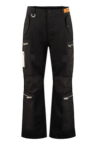 Cotton cargo-trousers, Casual trousers Heron Preston man