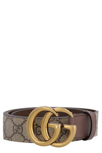 Belt in GG Supreme fabric, Belts Gucci woman