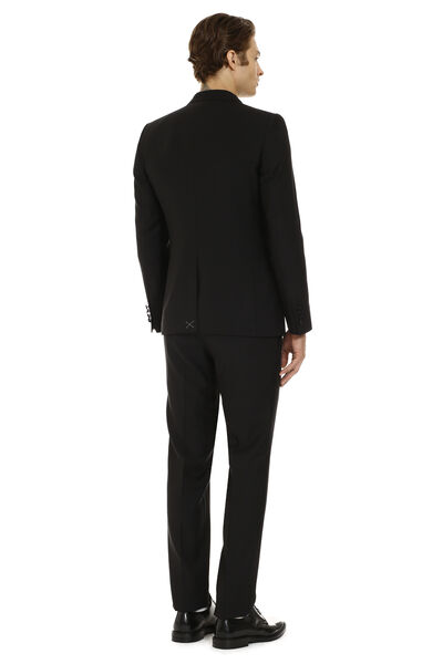 Three-pieces wool suit