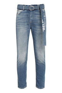 Slim fit jeans, Slim jeans Off-White man