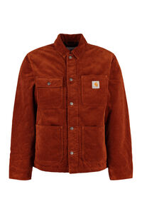 Michigan corduroy coat, Overcoats Carhartt man