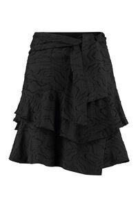 Rakley ruffled skirt, Mini skirts Iro woman