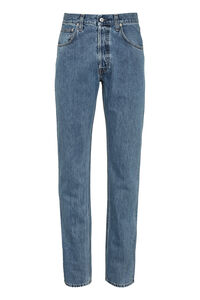 5-pocket jeans, Straight jeans Helmut Lang man