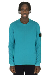 Cotton crew-neck sweater, Crew necks sweaters Stone Island man