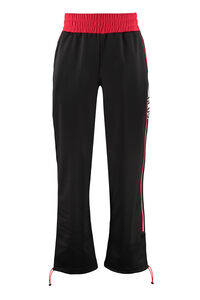 Contrasting side stripes track-pants, Track Pants GCDS man