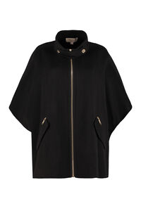 Wool cape coat, Capes MICHAEL MICHAEL KORS woman