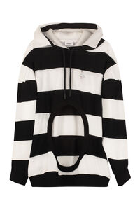 Front patch sweatshirt, Hoodies Burberry woman