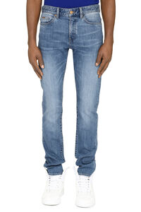 5-pocket slim fit jeans, Slim jeans BOSS man
