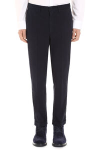 Chino cotton pants, Casual trousers Z Zegna man