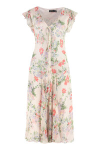 Floral midi dress, Printed dresses Polo Ralph Lauren woman